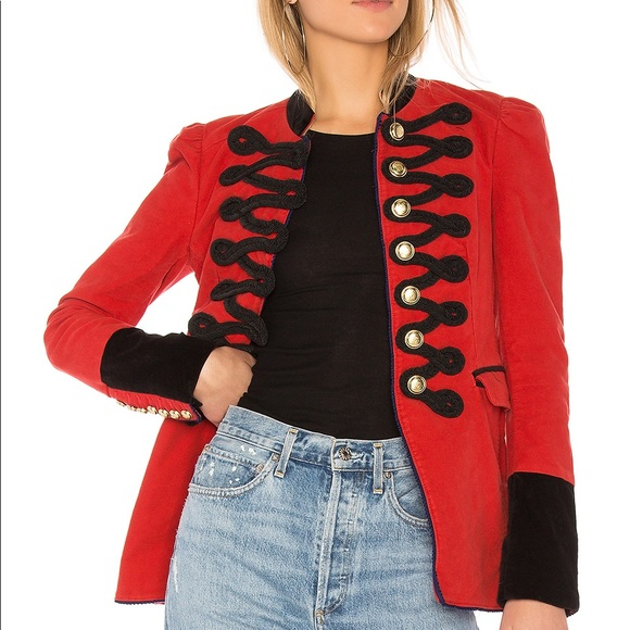 Free People Jackets & Blazers - Free People Seamed and Structured Blazer